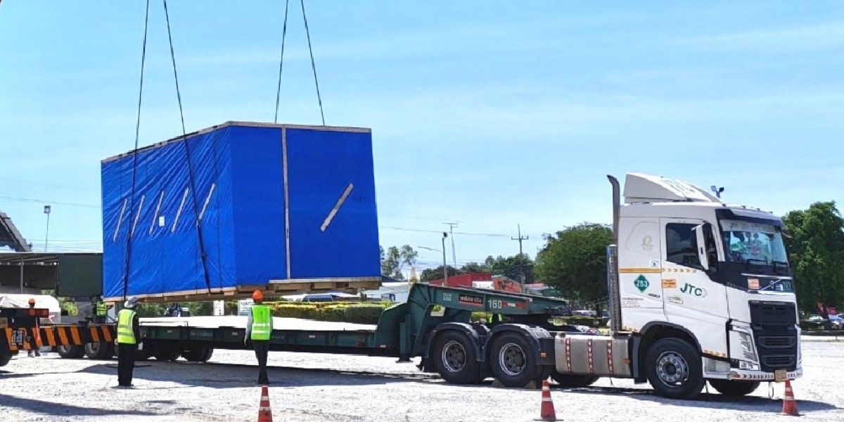 jtc loading and unloading